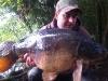 Ian Fisher - 22lb Mirror Carp